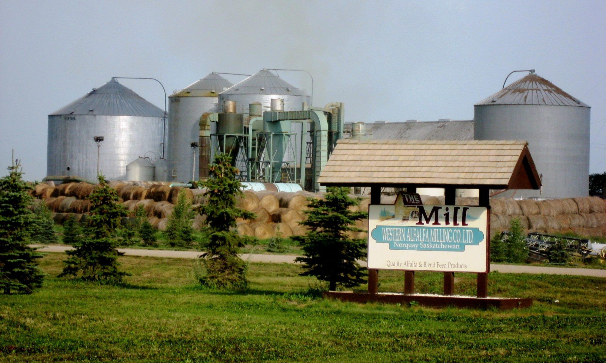 Western Alfalfa Milling Co. Ltd.